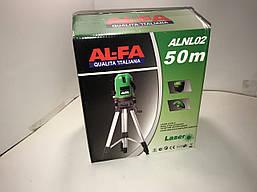 Лазерный нивелир AL-FA ALNL02 , фото 3