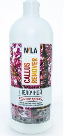 Nila Callus remover щелочной,  1000 мл