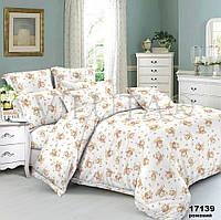 Детское постельное белье Вилюта для новорожденных ранфорс 17139 розовый