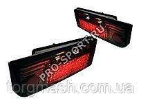 Задние фонари ВАЗ ВАЗ 2108, 2109, 21099, 2113, 2114 светодиодные, тонированные RS-02020