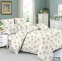 Детское постельное белье Вилюта для новорожденных ранфорс 17139 голубой