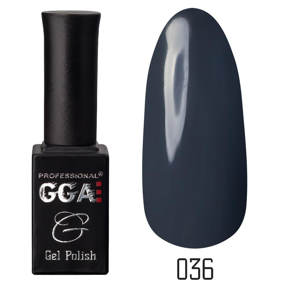 Гель-лак GGA, №036, 10 мл
