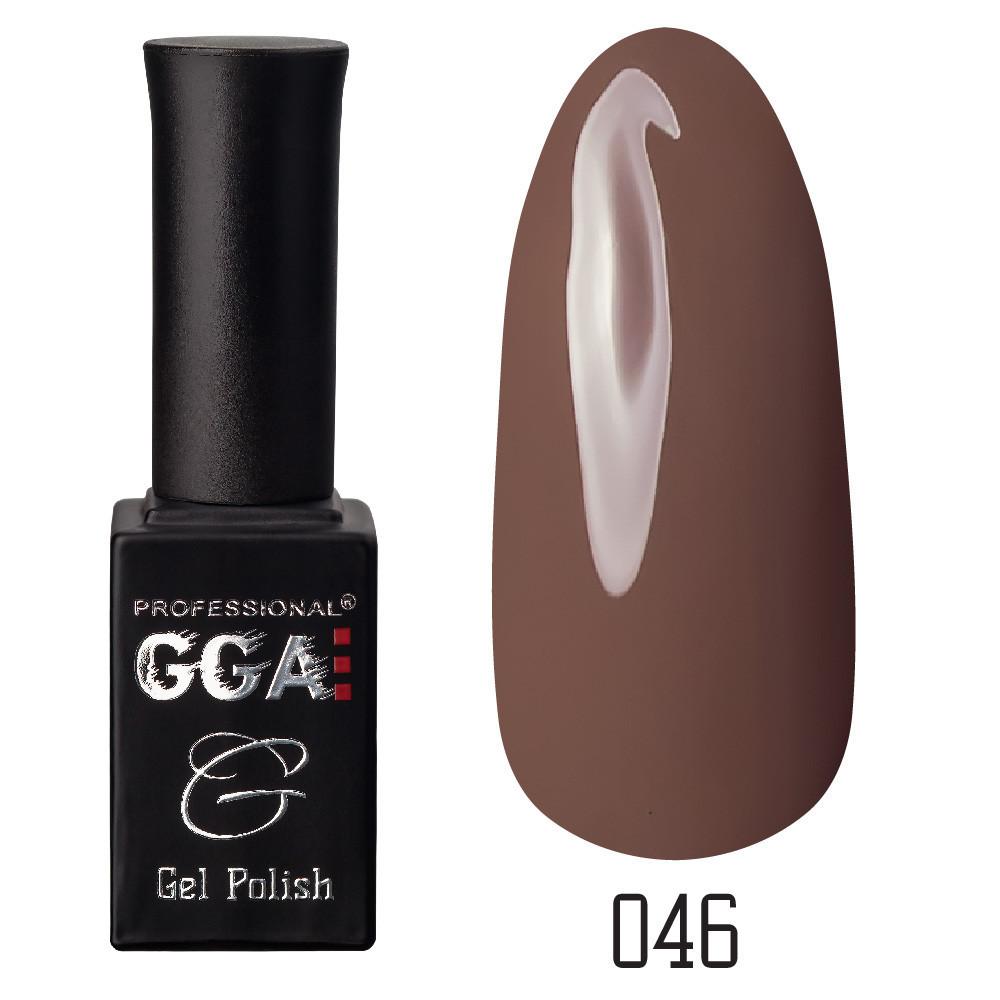 Гель-лак GGA, №046, 10 мл