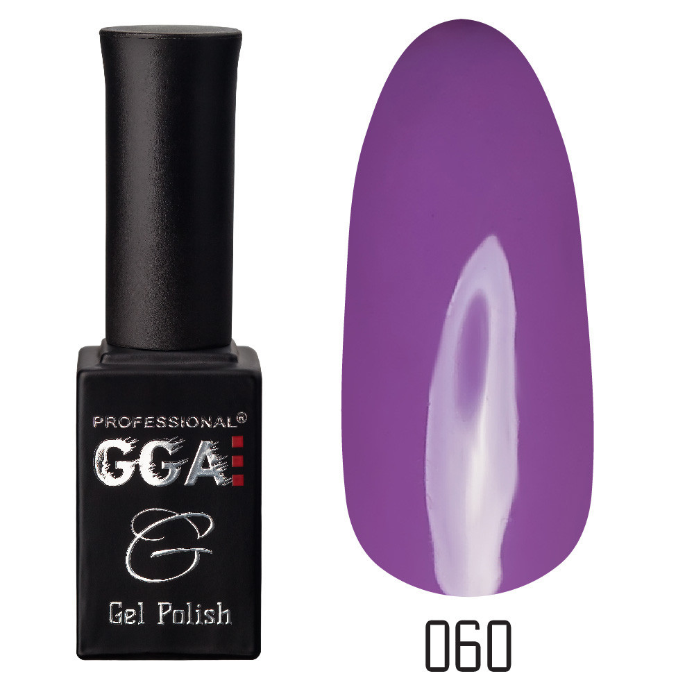 Гель-лак GGA, №060, 10 мл