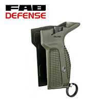 Пистолетная рукоятка PM-G Fab Defense (Израиль) с механизмом сброса магазина ЗЕЛЁНАЯ