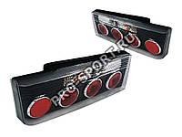 Задние фонари ВАЗ ВАЗ 2108, 2109, 21099, 2113, 2114 Т3 прозрачные/черные RS-01162 pro-sport, фото 1