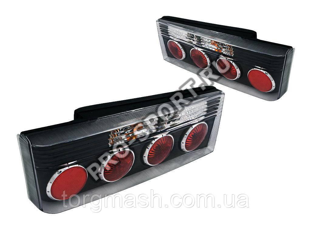 Задние фонари ВАЗ ВАЗ 2108, 2109, 21099, 2113, 2114 Т3 прозрачные/черные RS-01162 pro-sport