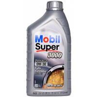 Масло Mobil  Super 3000 Formula LD 0W30 1л синтетическое 151219