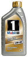 Масло Mobil New Life Fully Synthetic 0W40 1л синтетическое 151052