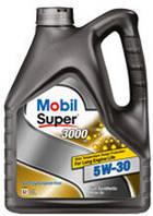 Масло Mobil  Super 3000 XE 5W30 5л синтетическое  150944