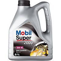 Масло MOBIL Super 2000 X1 Diesel 10W-40 4л полусинтетическое 152626