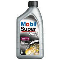 Масло MOBIL Super 2000 X1 10W-40 1л полусинтетическое 150562