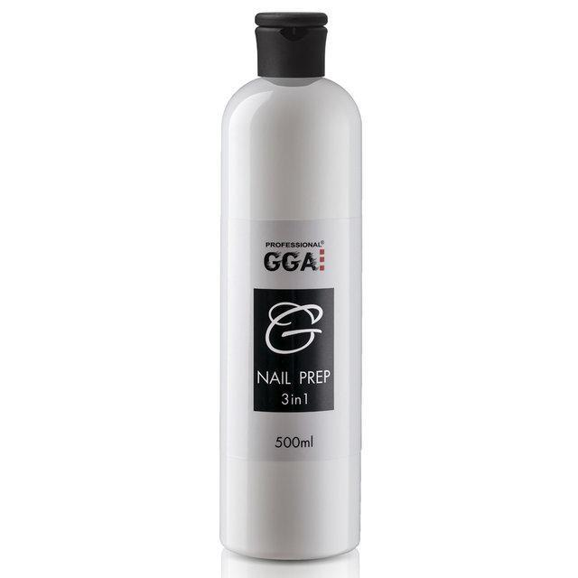 "Cредство  для обезжиривания ""3 в 1"" (500 мл)  GGA Professional"