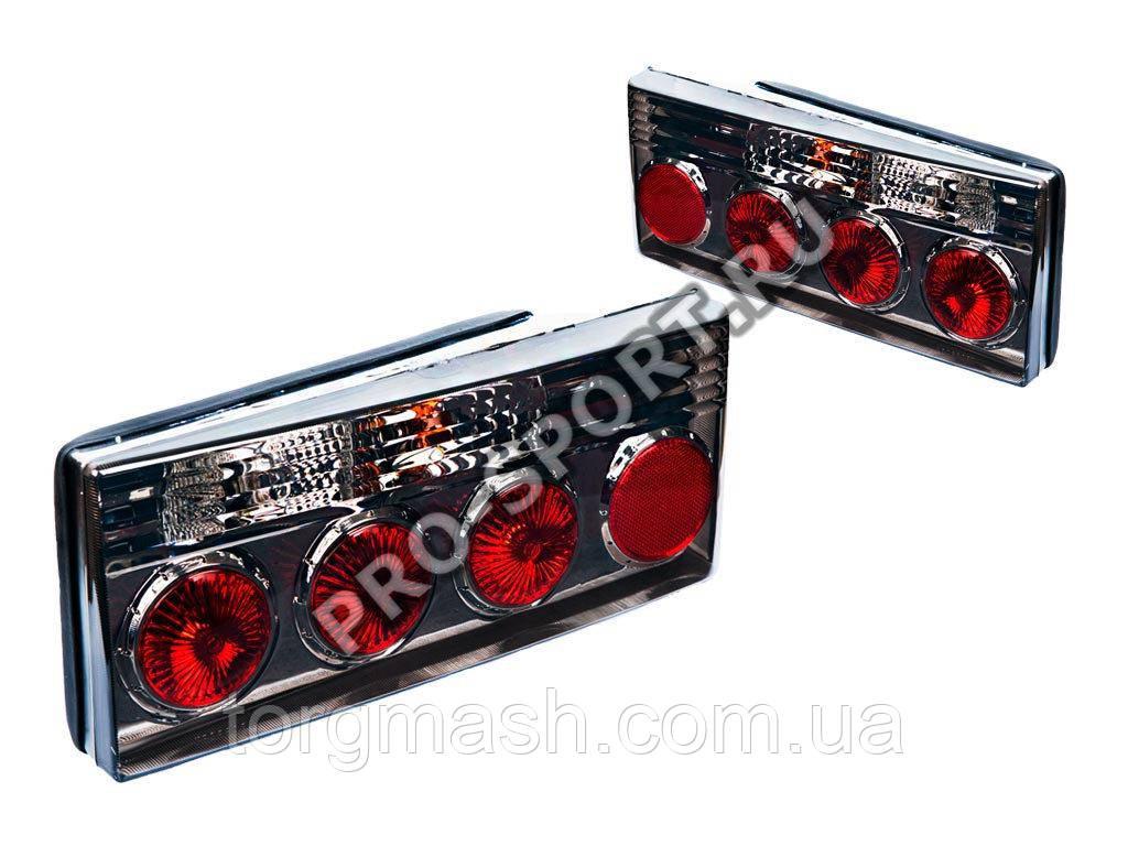 Задние фонари ВАЗ 2108, 2109, 21099, 2113, 2114 тонированные RS-01055