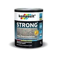 Грунтовка STRONG (лак для камня) Kompozit 2,7л (шт)