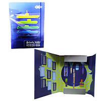 """Папка для труда А4+ """"ZiBi"""" ZB17.14907 """"Submarine"""" на рез."""
