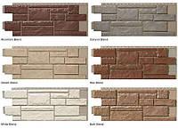 Панель камень (Bark blend) 122x47см