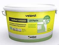 Шпаклевка готовая под покраску LR Pasta 20 кг