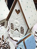 Пряничный домик на Новый год, Рождество, фото 1