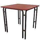 Стол для школьной столовой Лира от производителя (900*780*750h), фото 2