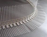 Уголок арочный  пластиков с сеткой(10х15), 2,5м