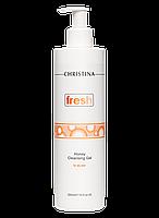 Fresh Honey Cleansing Gel - Медовый очищающий гель для жирной кожи, 300 мл