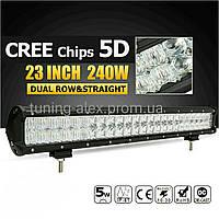 """Led Прожектор Combo """"Premium"""" 240 W / 48 led / 575 мм"""