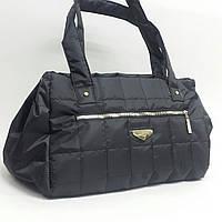 Стильная водонепроницаемая сумка-саквояжик luxury