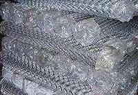 Сетка оцинк.рабица (50*50) 2мх10м, 1,5мм (Зп)