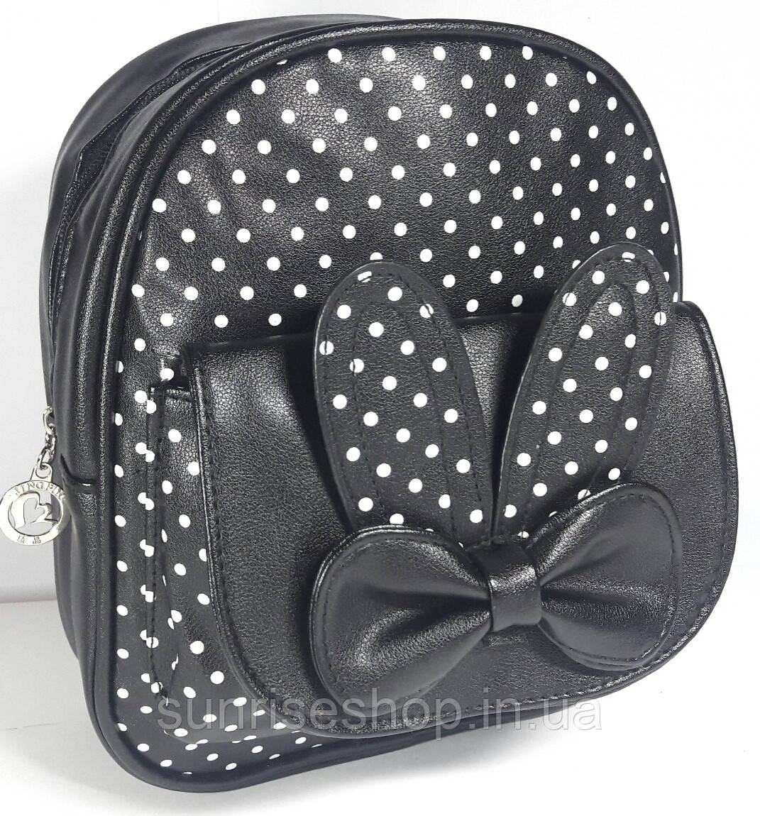 Рюкзак детский для девочки с ушками