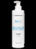 Fresh Pure & Natural Cleanser - Натуральный очищающий гель для всех типов кожи, 300 мл