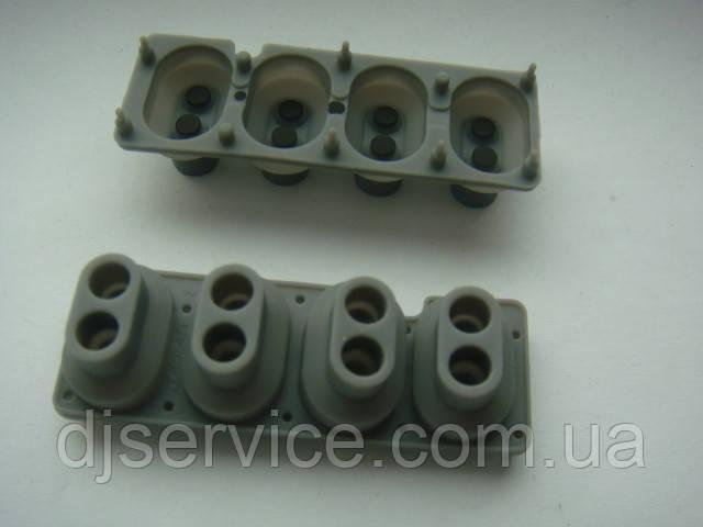 Резиновые ремкомплекты под клавиши KORG SP-170, SP-170S, SP-280, Krome 88