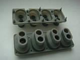 Резиновые ремкомплекты под клавиши KORG SP-170, SP-170S, SP-280, Krome 88, фото 4