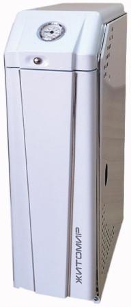 Котел газовый дымоходный энергонезависимый Житомир-3 КС-ГВ-0025 СН