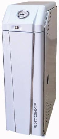 Котел газовый дымоходный энергонезависимый Житомир-3 КС-ГВ-0025 СН, фото 2
