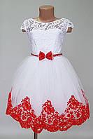 Платье бальное детское нарядное