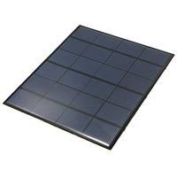 3.5W 6v 583ma монокристаллический мини-солнечные фотоэлектрические панели
