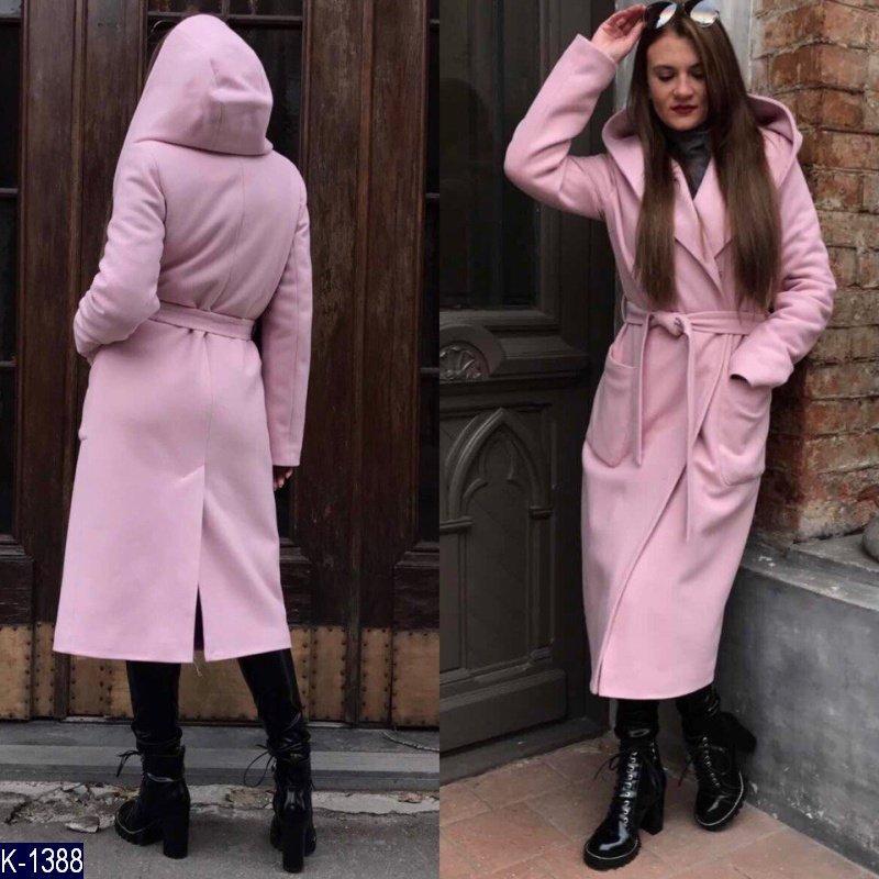 Офигенное теплое женское пальто с капюшоном - Enigma Shop интернет-магазин  женской одежды в Одессе 24d75f95bbb83