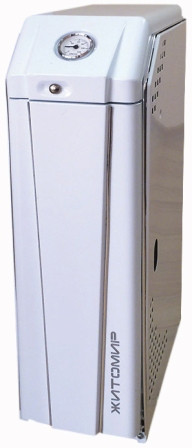 Котел газовый дымоходный энергонезависимый Житомир-3 КС-Г-0025 СН