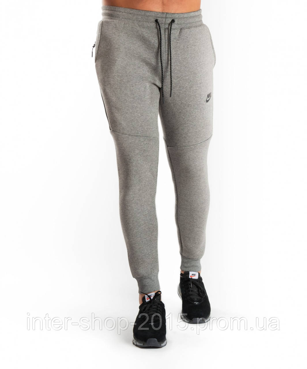 523e8723 Мужские спортивные штаны Nike Sportswear Tech Fleece Jogger 806696-091 -  INTER SHOP в Харькове