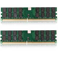 8gb 2x4gb DDR2 800МГц PC2-6400 240 булавки настольных ПК AMD памяти материнской платы