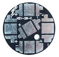 Печатная плата KEY-43X5 MPCB d=28mm