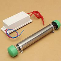 AC 220v 7.5 г озона генератор озона трубки 7.5 г/ч для diy завод очиститель воздуха