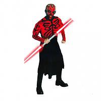 Мужской карнавальный костюм Звездные войны Darth Maul