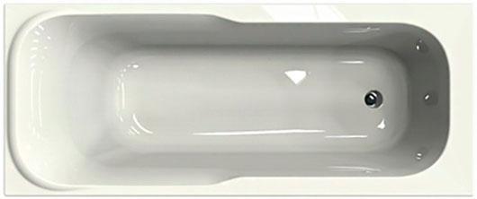SENSA ванна прямоугольная 140*70 см
