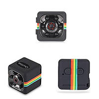 Мини камера SQ11. маленькая камера с ночной съёмкой. Датчик движения