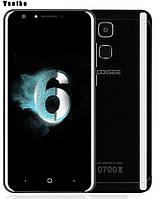 Doogee Y6 MT6750 Quad core Мобильный Телефон 5.5 дюймов Android 6.0 2 ГБ RAM 16 ГБ ROM Смартфон 13.0MP 4 Г, фото 1