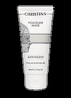 """Porcelan Astrigent Porcelan Mask - Поросуживающая маска """"Порцелан"""" для жирной и проблемной кожи, 60 мл"""