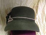 Фетровая зимняя шляпа, фото 4