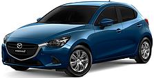 Защита двигателя Mazda 2 (c 2015--)